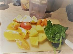 Recette du jus de fruits vitaminé